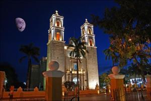 Hotel Sol Colonial, Hotels  Valladolid - big - 13