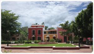 Hotel Sol Colonial, Hotels  Valladolid - big - 27
