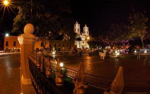 Hotel Sol Colonial, Hotels  Valladolid - big - 26