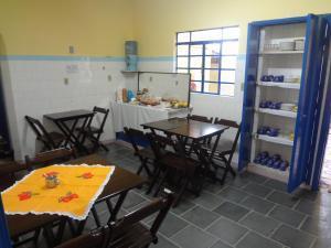 Pousada B & B, Гостевые дома  Águas de Lindóia - big - 32