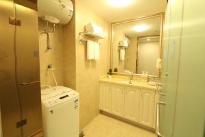 Foshan Keruisi Apartment (Nanhai Wanda SOHO Branch), Апартаменты  Фошань - big - 15