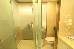 Foshan Keruisi Apartment (Nanhai Wanda SOHO Branch), Апартаменты  Фошань - big - 3
