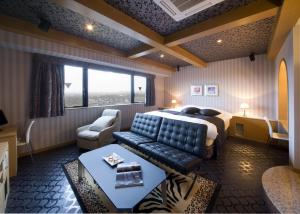 HOTEL & SPA ISLAND (Adult Only), Love hotel  Toyota - big - 22