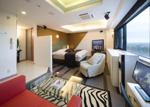 HOTEL & SPA ISLAND (Adult Only), Love hotel  Toyota - big - 5