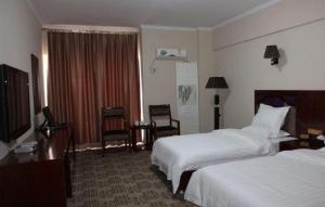 Jinghong Business Hotel, Hotely  Baotou - big - 3