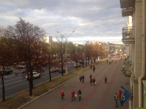 LikeHome Minsk Apartments on Nezavisimosti Avenue, Ferienwohnungen  Minsk - big - 5