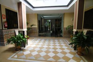 Hotel Puerta Nazarí, Hotel  Órgiva - big - 62
