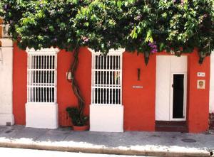Casa del Campo Santo, Dovolenkové domy  Cartagena de Indias - big - 6