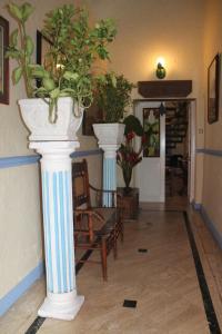 Casa del Campo Santo, Дома для отпуска  Картахена - big - 7