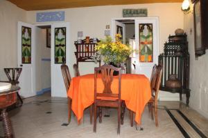 Casa del Campo Santo, Дома для отпуска  Картахена - big - 5