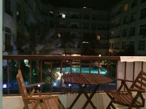 Apartment at nice resort with pool, Ferienwohnungen  Hurghada - big - 19