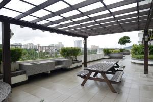 One Sky Apartment, Апартаменты  Байан-Лепас - big - 12