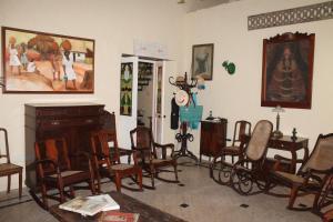 Casa del Campo Santo, Дома для отпуска  Картахена - big - 30