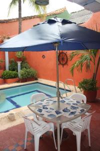 Casa del Campo Santo, Dovolenkové domy  Cartagena de Indias - big - 29