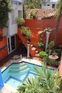 Casa del Campo Santo, Дома для отпуска  Картахена - big - 27