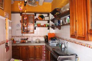 Casa del Campo Santo, Дома для отпуска  Картахена - big - 23