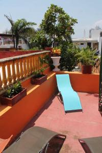 Casa del Campo Santo, Дома для отпуска  Картахена - big - 21