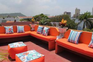 Casa del Campo Santo, Dovolenkové domy  Cartagena de Indias - big - 20