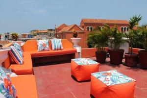 Casa del Campo Santo, Dovolenkové domy  Cartagena de Indias - big - 19