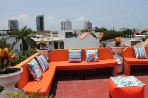 Casa del Campo Santo, Dovolenkové domy  Cartagena de Indias - big - 18