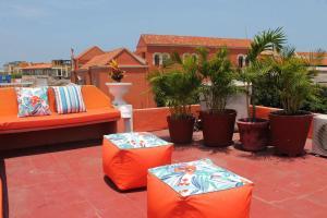 Casa del Campo Santo, Dovolenkové domy  Cartagena de Indias - big - 17