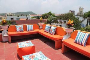 Casa del Campo Santo, Dovolenkové domy  Cartagena de Indias - big - 16