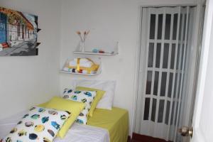 Casa del Campo Santo, Dovolenkové domy  Cartagena de Indias - big - 11