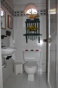 Casa del Campo Santo, Дома для отпуска  Картахена - big - 9
