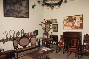 Casa del Campo Santo, Дома для отпуска  Картахена - big - 8