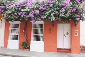 Casa del Campo Santo, Dovolenkové domy  Cartagena de Indias - big - 1