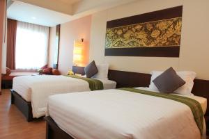Grand Pacific Sovereign Resort & Spa, Üdülőtelepek  Csaam - big - 13