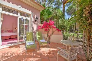 Quinta Jacintina - My Secret Garden Hotel, Szállodák  Vale do Lobo - big - 47