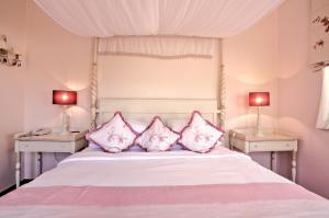 Quinta Jacintina - My Secret Garden Hotel, Szállodák  Vale do Lobo - big - 48