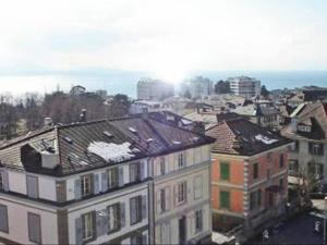 VISIONAPARTMENTS Lausanne Chemin des Epinettes, Apartments  Lausanne - big - 10