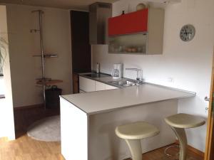Appartement Gilli, Apartmanok  Eggen - big - 22