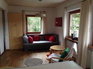 Appartement Gilli, Apartmanok  Eggen - big - 23