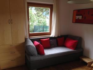 Appartement Gilli, Apartmanok  Eggen - big - 26