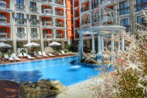 Harmony Palace, Aparthotely  Slunečné pobřeží - big - 53