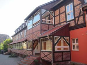 Hotel zum Brauhaus, Hotely  Quedlinburg - big - 21