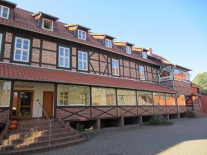 Hotel zum Brauhaus, Hotely  Quedlinburg - big - 22