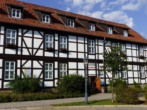 Hotel zum Brauhaus, Hotely  Quedlinburg - big - 19