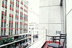 Puerta Alameda Suites, Apartmány  Mexico City - big - 111