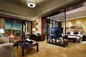 Sofitel Shanghai Sheshan Oriental, Hotel  Songjiang - big - 24