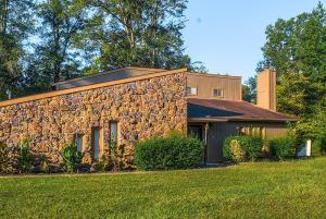 Trojan Lodge, Дома для отпуска  Troy - big - 17