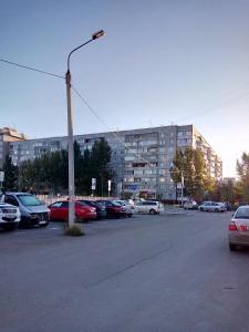 Apartment Zvezdova, Apartmanok  Omszk - big - 26