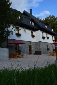 Guest House Plitvice Villa Verde, Penziony  Jezerce - big - 24