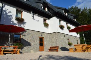 Guest House Plitvice Villa Verde, Penziony  Jezerce - big - 23