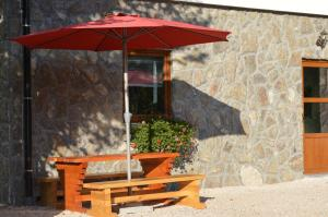 Guest House Plitvice Villa Verde, Penziony  Jezerce - big - 21