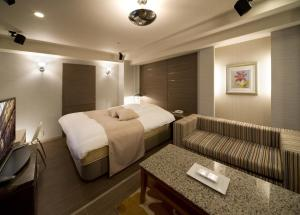HOTEL & SPA ISLAND (Adult Only), Love hotel  Toyota - big - 13