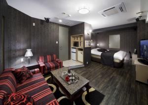 HOTEL & SPA ISLAND (Adult Only), Love hotel  Toyota - big - 16